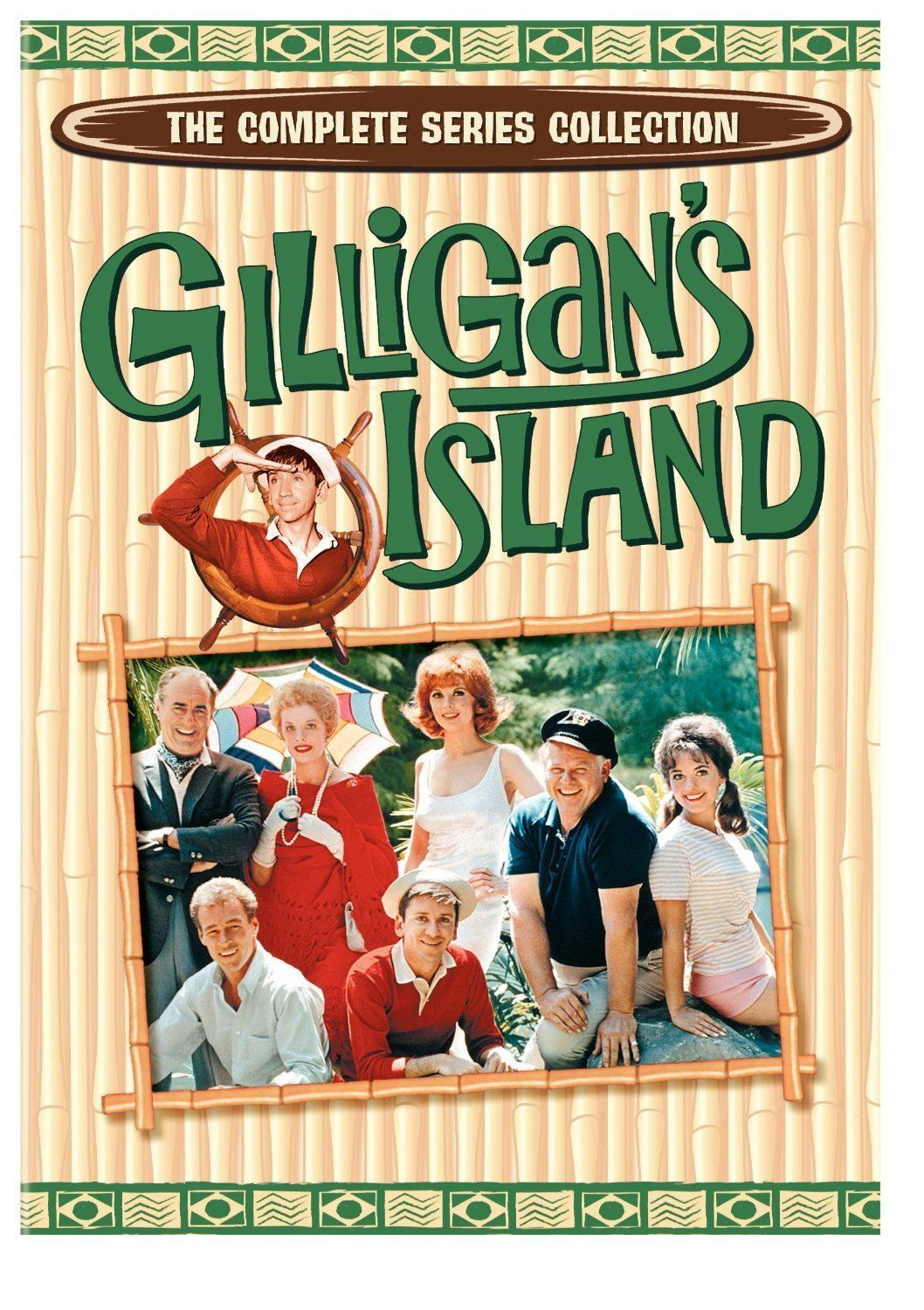Gilligan's Island: Complete Series Collection (DVD Set) Classic TV Comedy