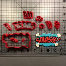 Sign Smash! 100 Cookie Cutter Set - $6.00+