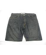 Levi's 557 Relaxed Dark Classic Boot Cut 100% C... - $19.99