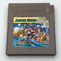 Super Mario Land Nintendo Game Boy Japan version authentic REGION-FREE 1989 - $13.79