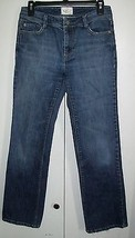 White House Black Market Bootcut Jeans Blanc 4 Short (28 X 30) - $19.98
