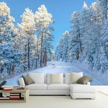 """3D Wallpaper """"Snow Landscape"""" - $35.00+"""
