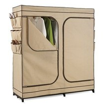 Honey-Can-Do WRD-01272 Double Door Storage Clos... - $88.06