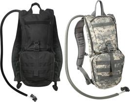 Rapid Trek 3 Liter Bladder Military Hydration Backpack - $67.99
