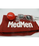 Medmen Cooling Towel, Sunglasses, Stress Ball Lapel Pin Retail Swag Cann... - $19.99