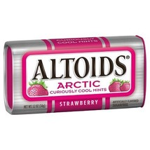 Altoids Arctic Curious Cool Mints sugar free Strawberry (1.2 oz) - $11.10