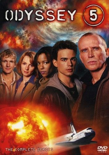 Odyssey 5: The Complete Series 5 DVD Box Set New TV Series