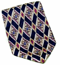 Robert Talbott Best Of Class for Nordstrom, Thick Woven Tie Made In USA   - $27.41
