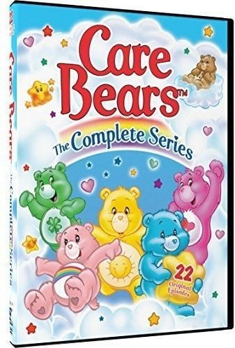 Care Bears: The Complete Series (DVD, 2015, 2-Disc Set) New Children's TV