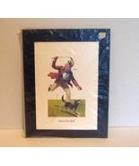 Two Innes & Cromb Ltd.  Edinburgh, Scottish Golf Prints by Ron Lindsay - $12.00