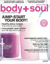 Martha Stewart Living Body & Soul 2010 magazine - $6.55