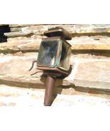Antique Carriage Lamp Lantern Buggy Auto Bevele... - $199.99