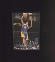 1997-98 Fleer  Crystal #246 Eddie Jones - $1.00