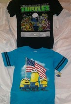 Lot of 2 Boys NWT T-Shirts Size Large - $15.99