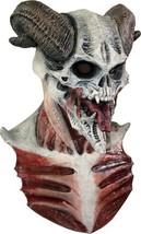 Morris Costumes Devil Skull Mask Adult Accessory - $49.95