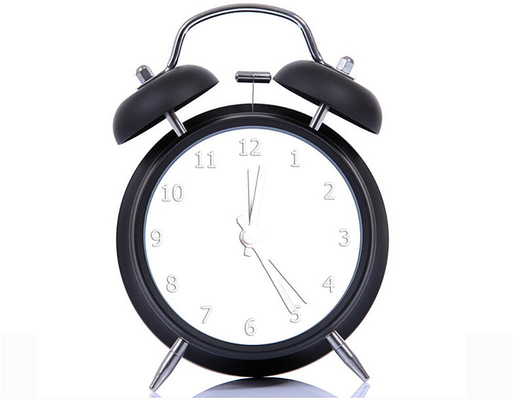 Alarm clock fairy tail badge kids creative classic metal desk bell alarm clock alarm clocks - Unique alarm clocks for teenagers ...