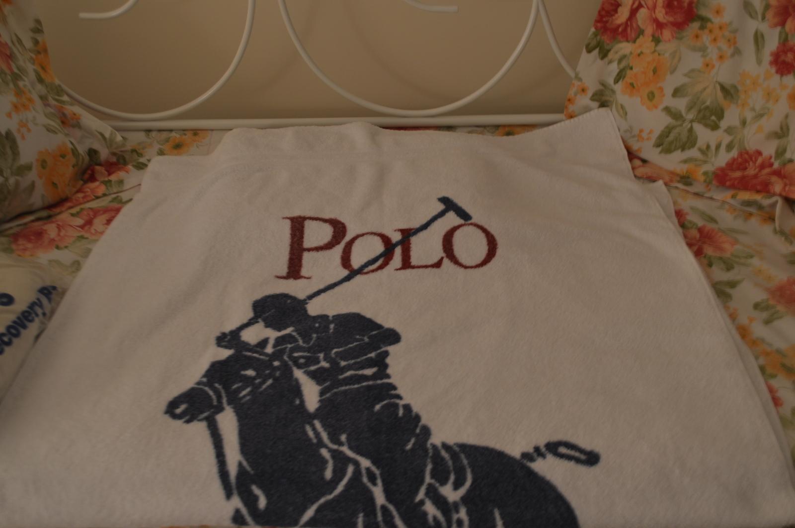 Ralph Lauren Vintage Polo Beach Towel White And 18 Similar