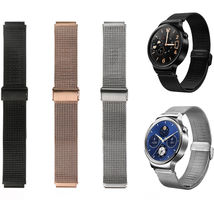 Milanese Stainless Steel Watchband Band Strap f... - $19.90
