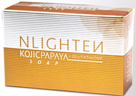 Nlighten Kojic Papaya Soap buy 5 get 1 free - $68.95