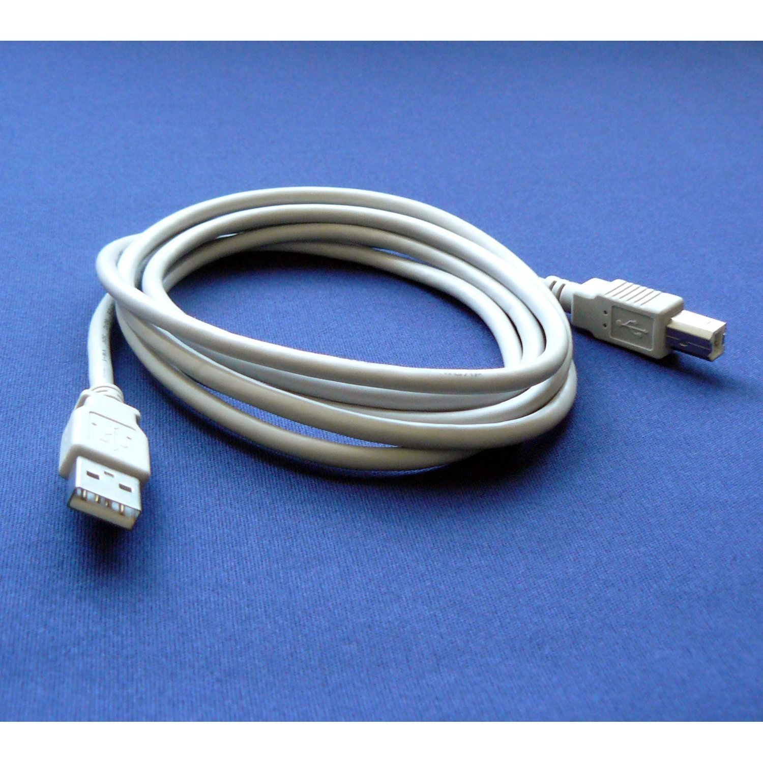 Primary image for HP PhotoSmart 245 Compact Photo Printer Compatible USB 2.0 Cable Cord for PC,...