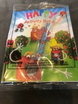 McDonald' Happy Meal Toy Happy Activity Book  NEW - $1.50