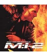 Mission Impossible 2  (Movie Soundtrack) - $1.98