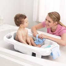 Baby Bath Tub 1 Year Newborn Infant Child Toddler Shower Bathtub Bathing Nursery - $29.99