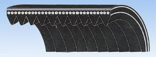 Primary image for *New Replacement BELT*for use with 220-J-10 NEW POLY V MICRO-V V-BELT 220J10