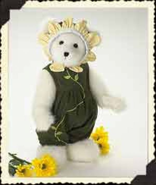 "Primary image for Boyds Bears ""Daisey Dubeary"" 14"" Jan. Bear of the Month- #919884- NWT-2007"