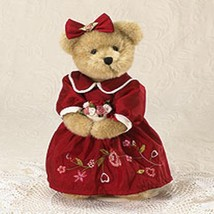 "Boyds Bears ""Flora B. Luv'n""  10"" Plush Bear* #4012910- New- 2009 - $36.99"