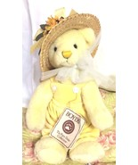 "Boyds Bears  ""Sunny"" 12"" Patty Duke Bear- QVC Exclusive- 2006 - NWT-RARE - $99.99"