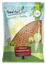 Food to Live Garbanzo Beans (25 Pounds) - $65.98