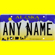 Custom Golf Cart/Mobilty Scooter Mini License Plate - $12.99