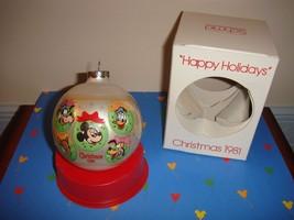 Schmid 1981 Walt Disney Christmas Ornament 8th In Series - $14.99