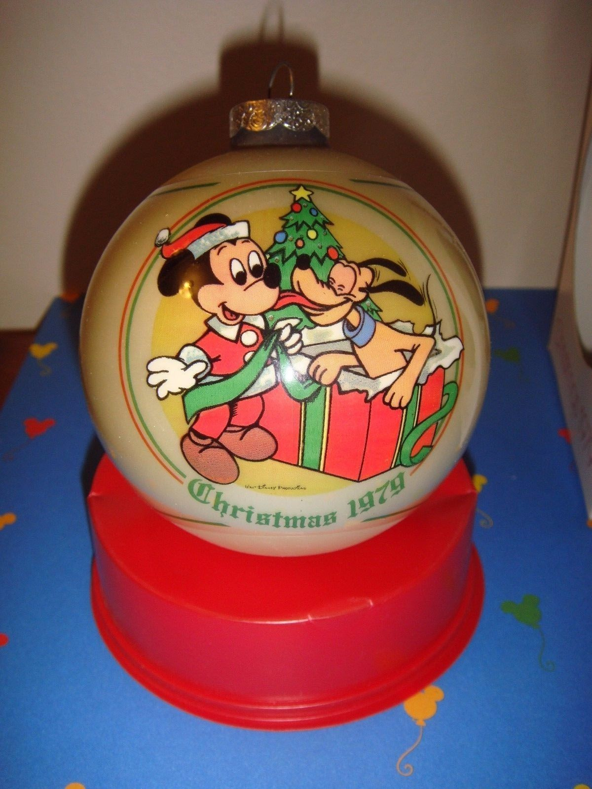 Schmid 1979 Walt Disney Christmas Ornament 6th In Series