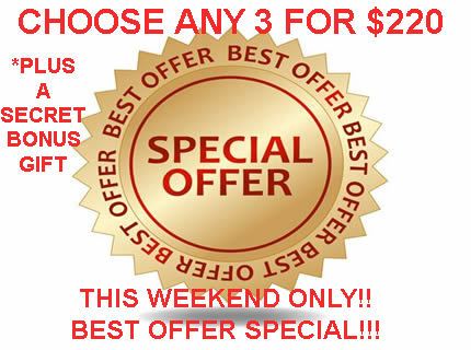 Primary image for FRI-SUN!!! ALL BEST OFFERS FOR ANY 3 FOR $220 ACCEPTED!! & BONUS GIFT! MAGICK