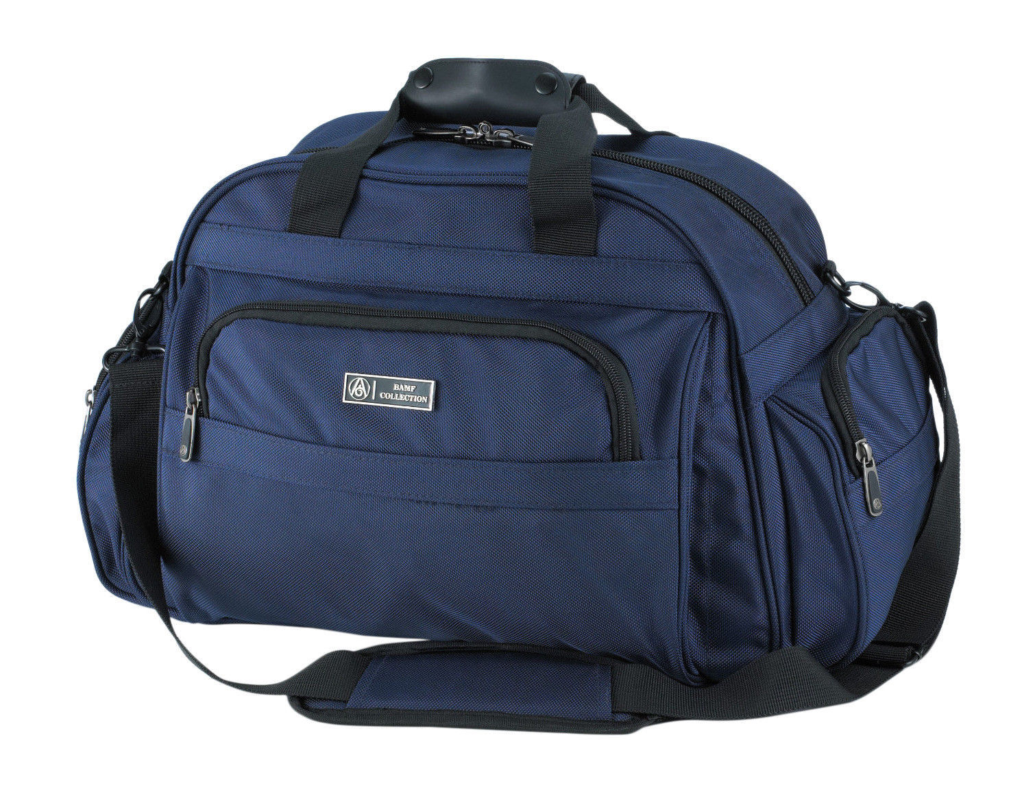 Primary image for BAMF Quality Collection Duffel bag,Travel Bag,Gym bag,Carry on luggage Blue
