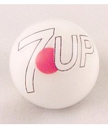 Seven 7 Up Soda Pop Logo Marble Collectors Adve... - $7.95
