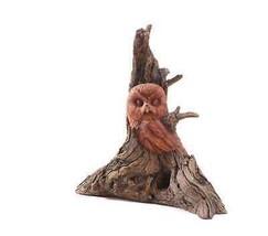 Demdaco Whispering Woods Saw Whet Owl Sculpture - $112.20