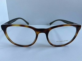 New BURBERRY B 2247 3614 52mm Shiny Tortoise Rx Women's Eyeglasses Frame #2 - $89.99