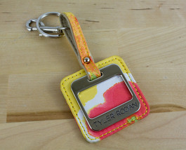 Tyler Rodan Tropical Keychain Fob Purse Bag Cli... - $4.89