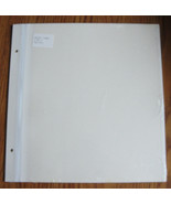 New Princess Cruise Lines Scrapbook 5 Refill Pages - $6.93