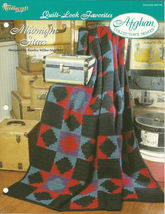 Needlecraft Shop Crochet Pattern 952190 Midnight Stars Afghan Collectors... - $4.99