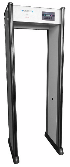 Primary image for Multizone Zone Walk Through Metal Detector - Great for Schools, Retail, Events