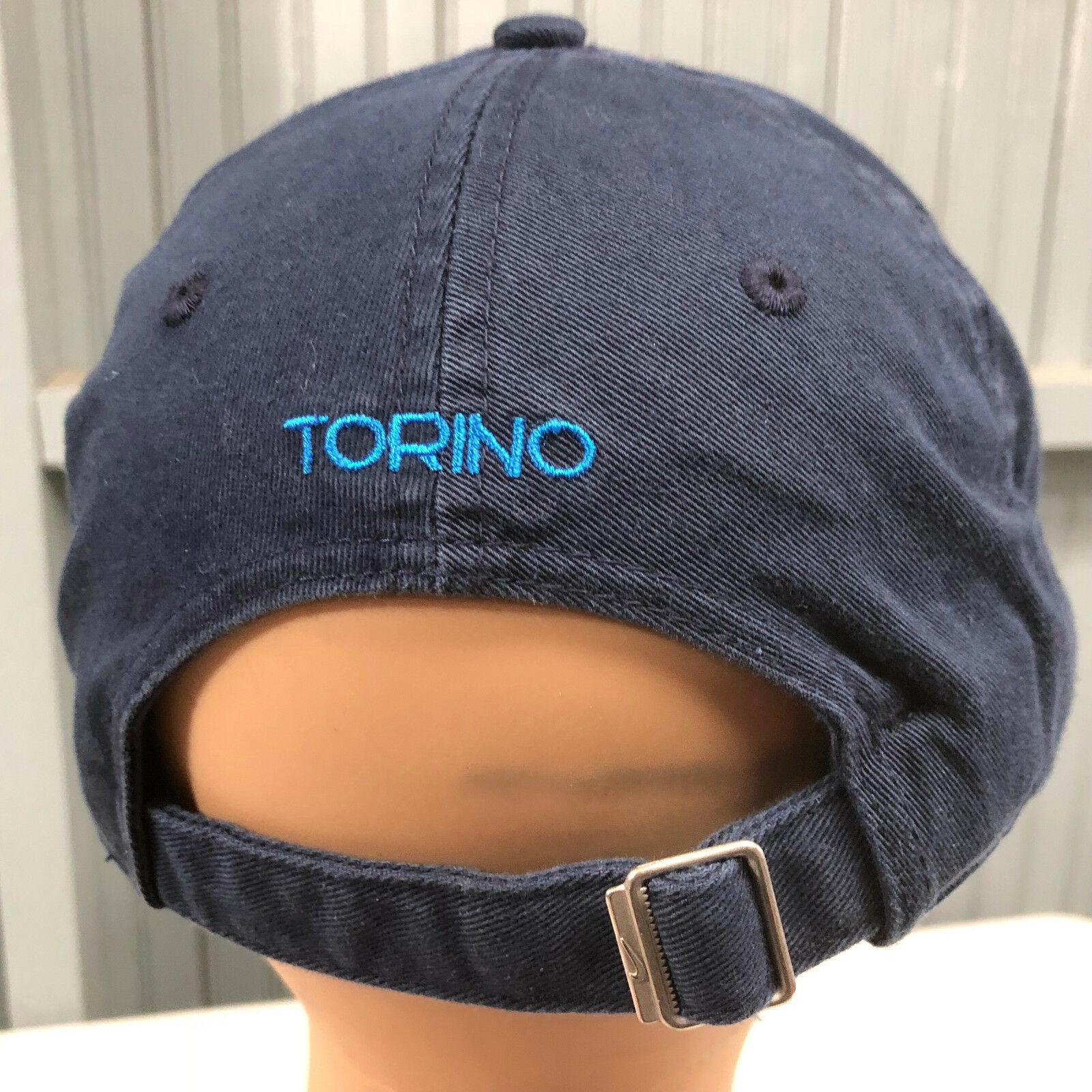 USA Olympics Torino Strapback Baseball Cap Hat