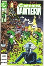 Green Lantern Comic Book #7 Third Series DC Comics 1990 VFN/NEAR MINT NE... - $3.50