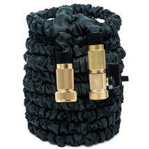 Expanding Hose Flexible Garden Expandable Water Hose with Pipe Brass Fit... - $27.28