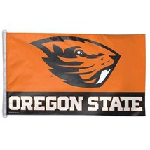 Oregon State Beavers Flag By Wincraft 3' X 5' - $27.23