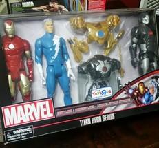 BRAND NEW Marvel Titan Hero Series  3-pack - $55.00