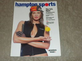 2004 US Open Golf Shinnecock Hills Sergio Garcia, Pavin, Floyd HAMPTON S... - $14.96